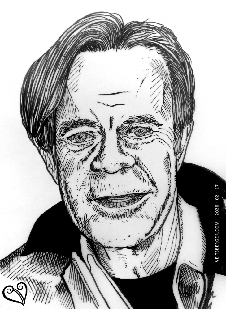 William H. Macy par veitsberger